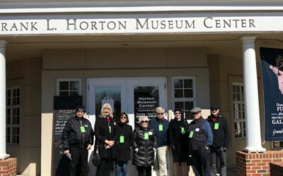 Travel Group Horton Museum 2020