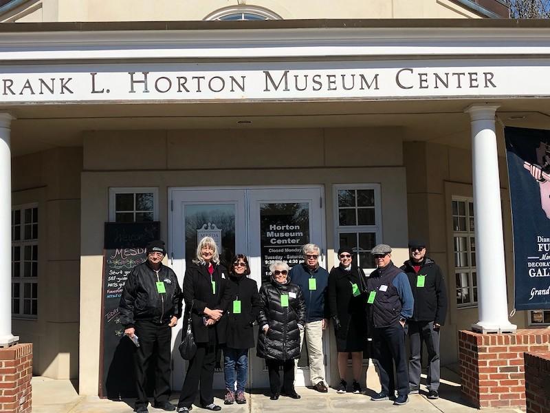 Travel Group Horton Museum 2020